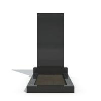 Памятник Квадрат 100/45/7 черный