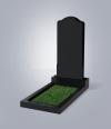 Памятник № 11-L черный