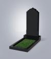 Памятник № 19-L черный