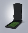 Памятник № 23-L черный