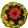 Клумба v014 желто-оранжевая