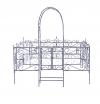 Ограда Квадрат № 7 + Арка + Калитка